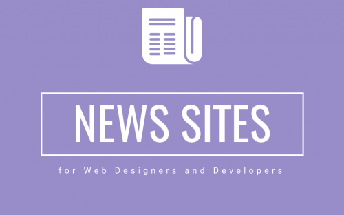 Top 15 News Sites for Web Designers & Developers