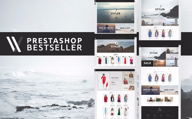 Fashion Boutique PrestaShop Theme
