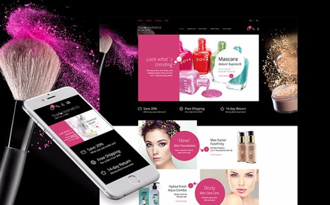 Beauty Items Responsive Prestashop Theme