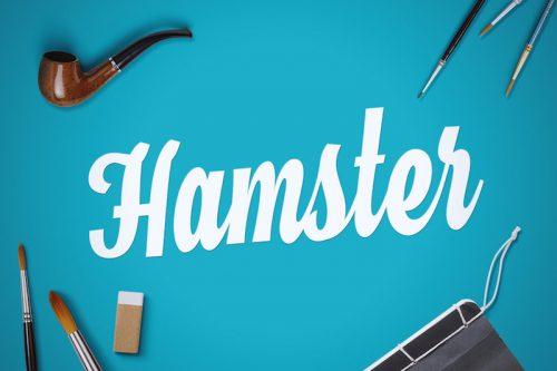 Hamster Script Font for Free Download