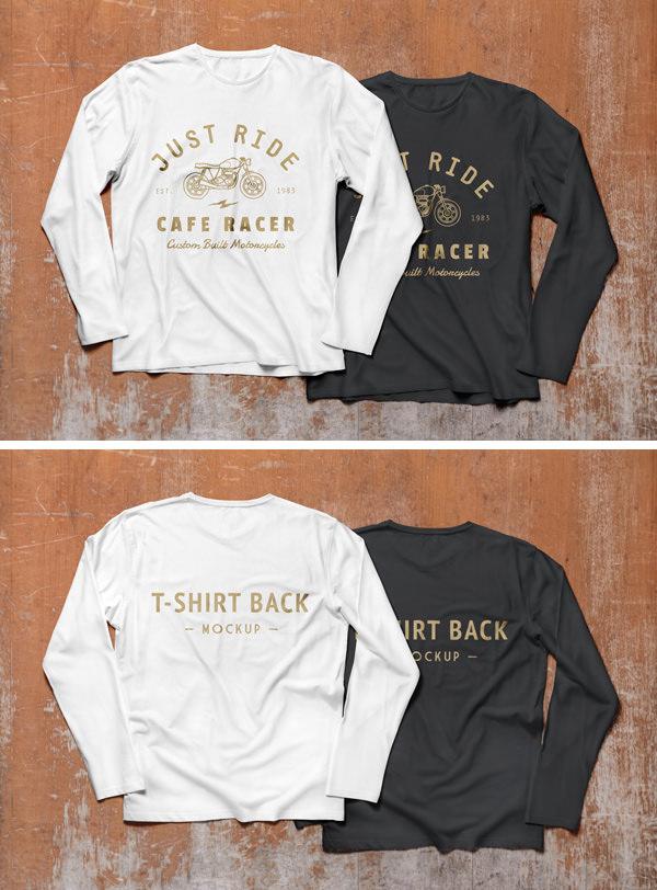 t shirt mockup psd free
