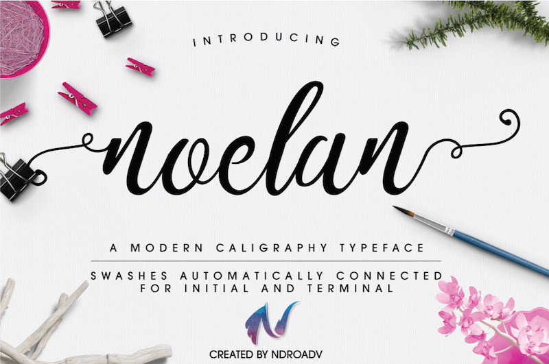Gorgeous script fonts for designers free download