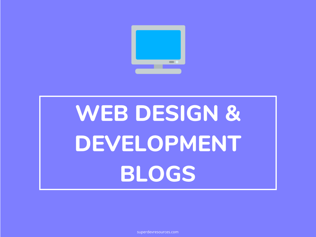 web design development blogs