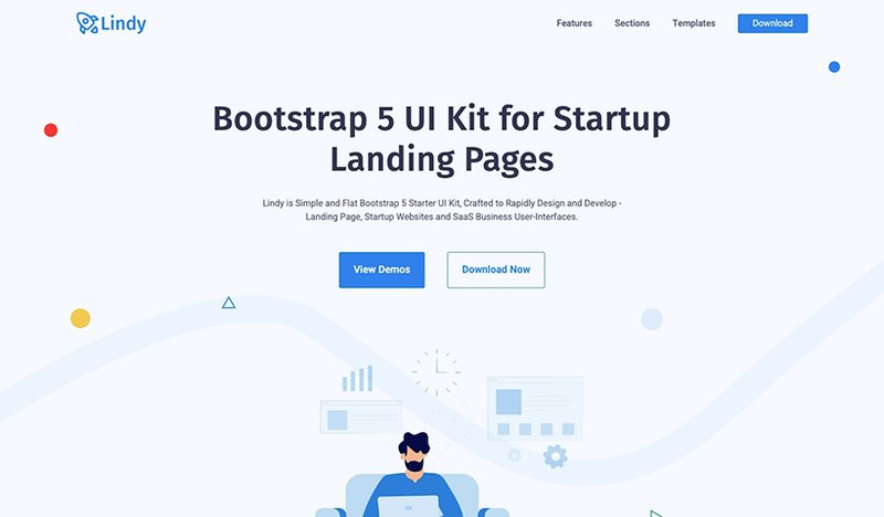 Lindy Free Bootstrap