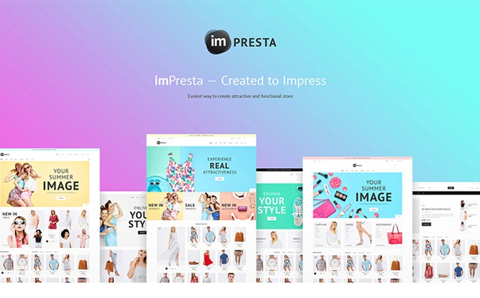 imPresta - Multipurpose PrestaShop Theme