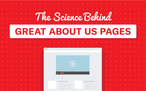 How to Design a Great About Us Page [Infographic]