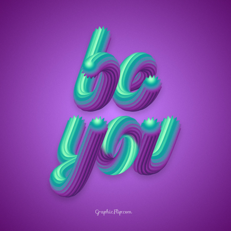 Be You Quote Poster Free Download