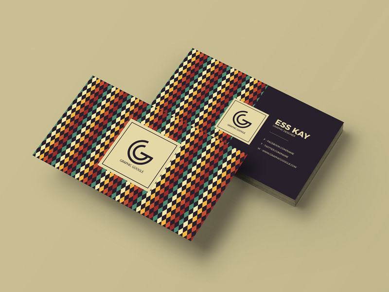 Professional Business Card Design Templates For Free Download - Beautiful business card templates