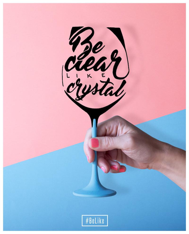 #BeLike Minimal Typography Designs by Jenifer Blanco