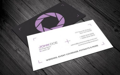 20+ Professional Business Card Design Templates for Free Download
