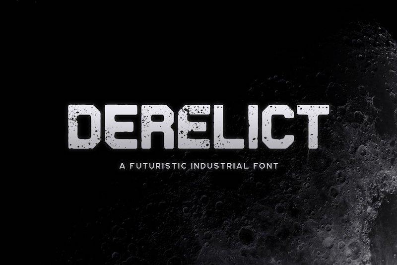 25 Sci Fi And Techno Fonts For Futuristic Designs Super Dev Resources