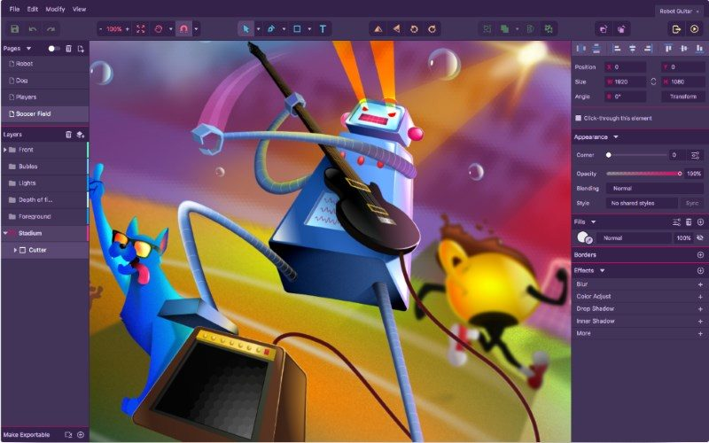 Top 10 Free Graphic Design Software and Online Tools for Beginners