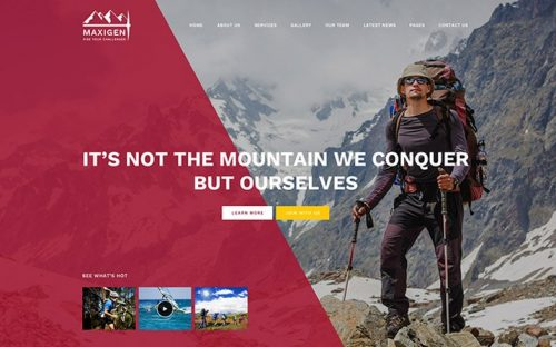 21+ Best WordPress Themes for Travel Blogs, Hotels and Travel Agencies