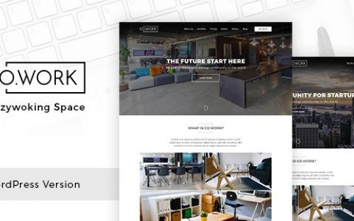 10 Best-Selling Co-Working and Creative Space WordPress Themes