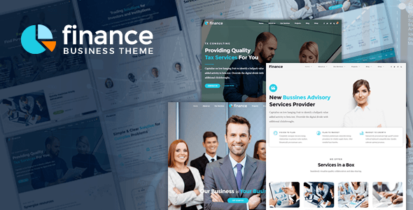 Finance - Accounting, Consulting & Finance Business
