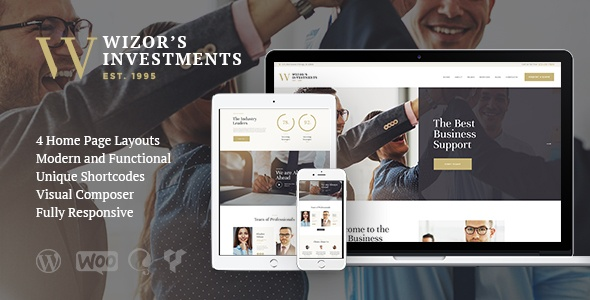 Wizor's | Investments & Business Consulting