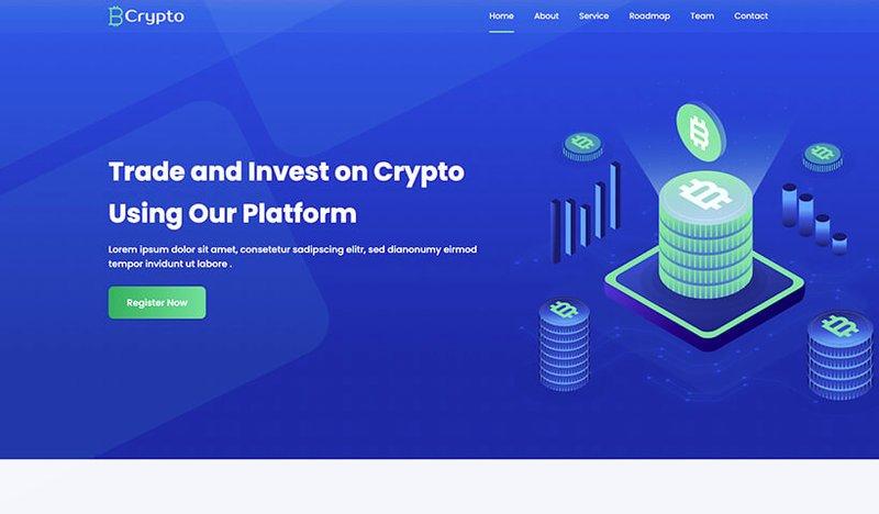 Crypto Free ICO and