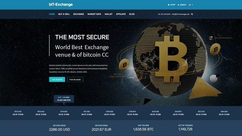 bitcoin psd template