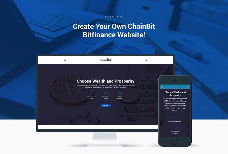chainbit wp theme