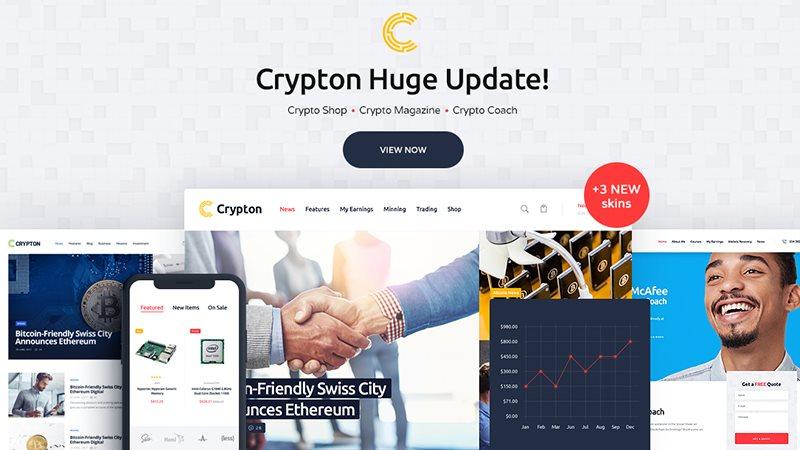 crypton wp theme