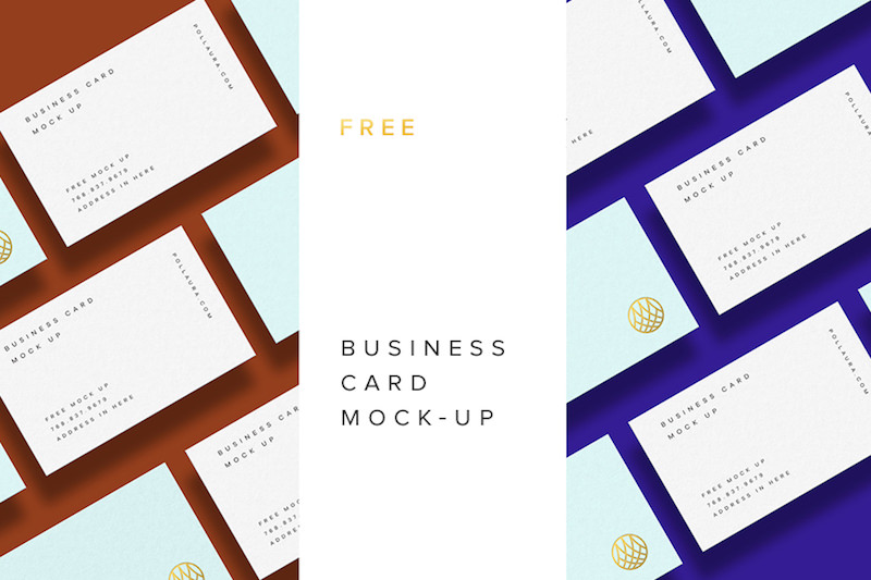 20 free business card psd mockups super dev resources 3 business card mockup scenes free reheart Gallery