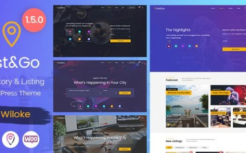 Amazing WordPress Themes for Building Directory Website