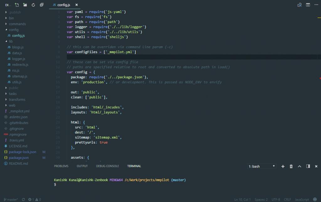 10 Best Visual Studio Code Dark Themes - Super Dev Resources