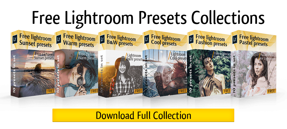 30 Free Lightroom Presets for Wedding & Portrait Photography - Super