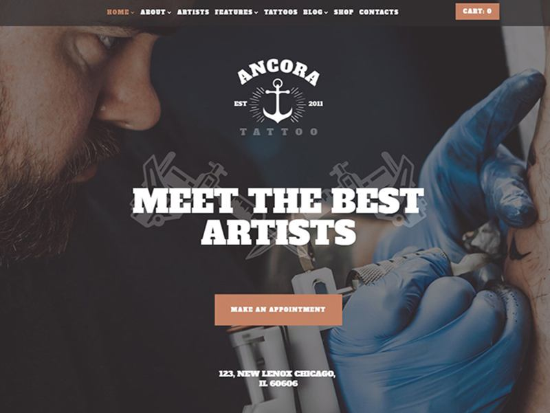 Ancora | Tattoo Salon and Ink Shop