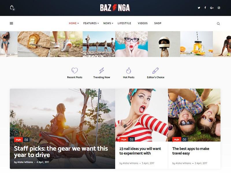 Top 20 Creative Portfolio WordPress Themes