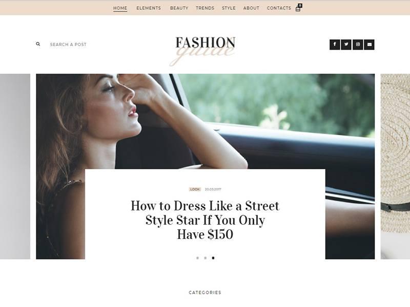 Fashion Guide | Online Magazine & Lifestyle Blog