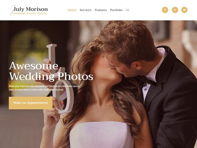 July Morison | Event Photographer's Portfolio & Blog