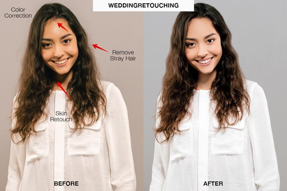 portrait retouching services weddingretouching
