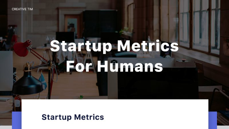 startup stages metrics featured