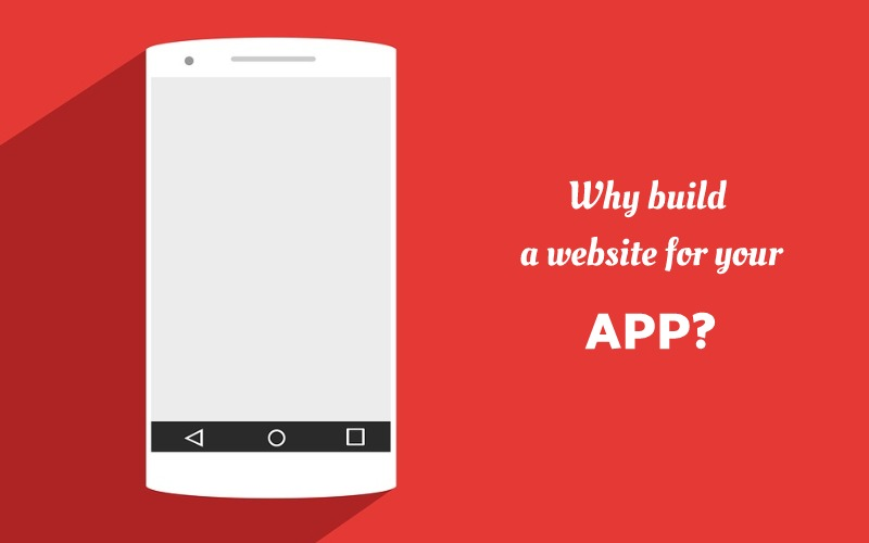 why app website