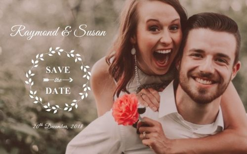 Beautiful Wedding Website HTML Template – Free Download