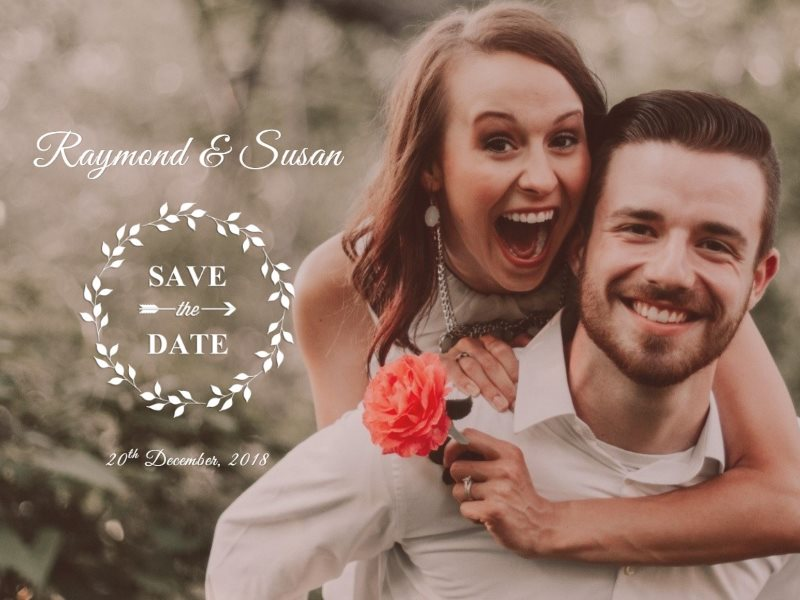 wonderful wedding website template