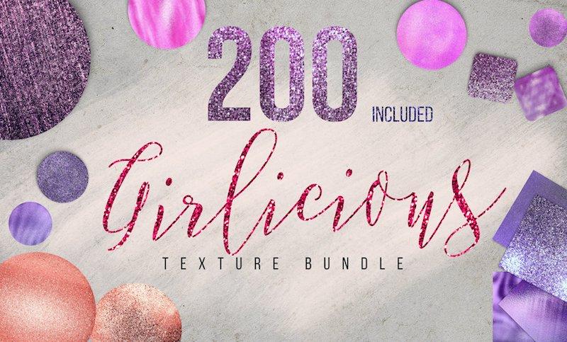 200 girlicious textures