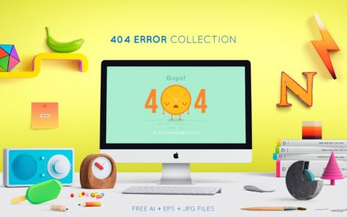 404 error freebie cover
