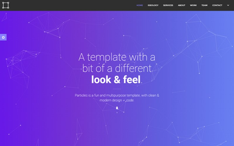 12 particles personal agency template