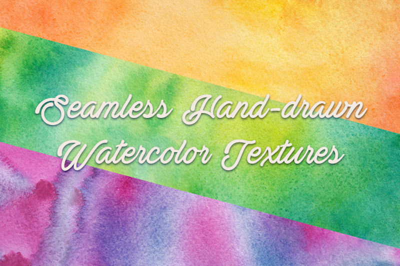 Abstract hand drawn watercolor background texture