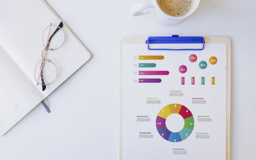 colorful infographic elements vectors