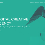 digital agency screenshot