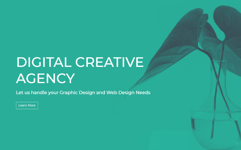 Free Creative Digital Agency Website Template built with Bootstrap 4