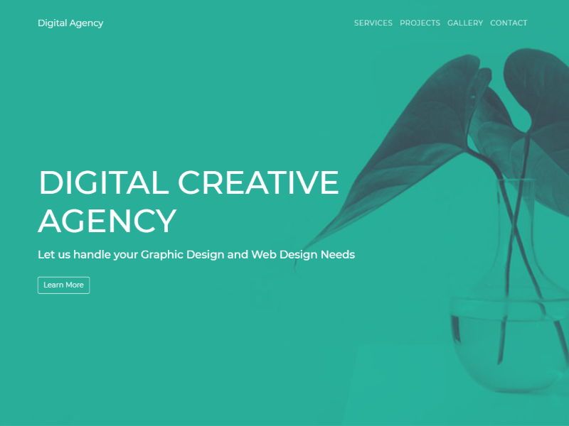 17 best bootstrap business templates for companies startups and digital agency free bootstrap 4 template wajeb Gallery