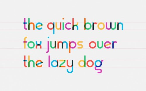 22 Awesome Color Fonts for Download (Free and Premium)
