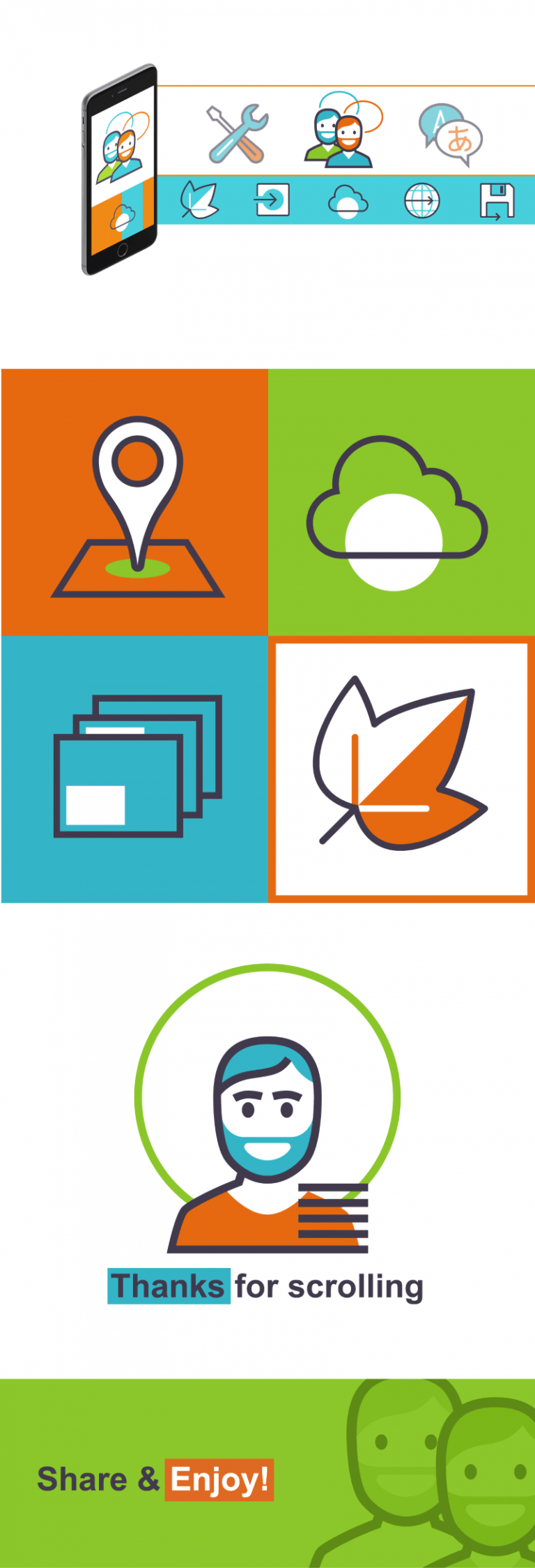 multi interface app icons 4