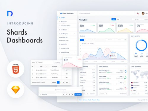 shards dashboard featured image