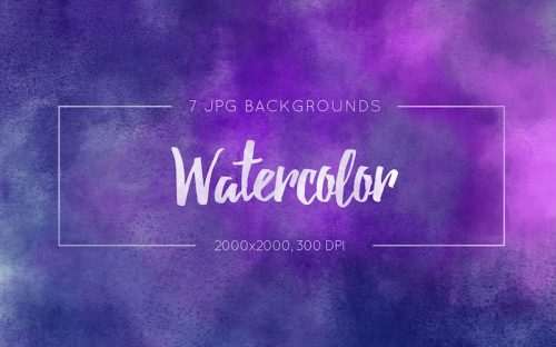 100+ Watercolor Backgrounds and Textures for Websites