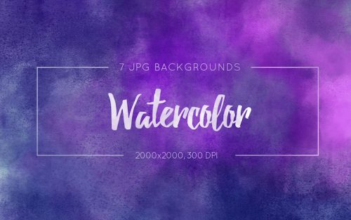watercolor backgrounds vibrant colors